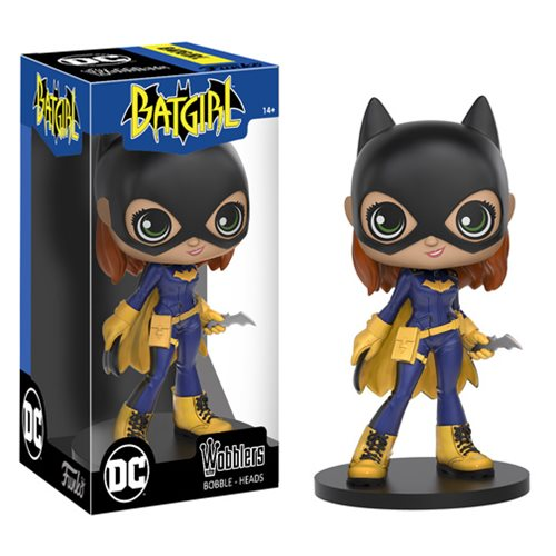 Batman Modern Batgirl Bobble Head