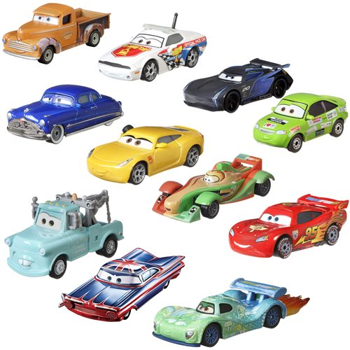 Cars 3 Character Cars 2020 Mix 9 Case