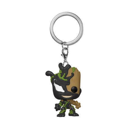 Marvel Venomized Groot Pocket Pop! Key Chain