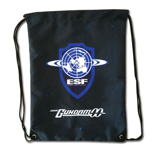 Gundam 00 Drawstring Bag