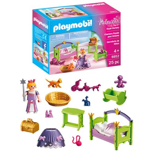 Playmobil 6852 Royal Nursery