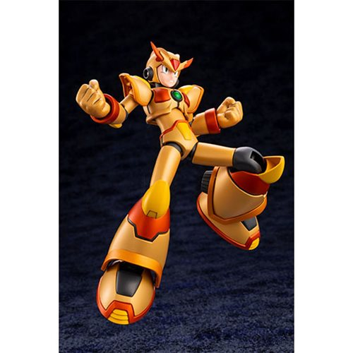 Mega Man X3 Max Armor Hyper Chip 1:12 Scale Model Kit - Limited Edition