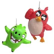 Angry Birds Figural Ornament Set