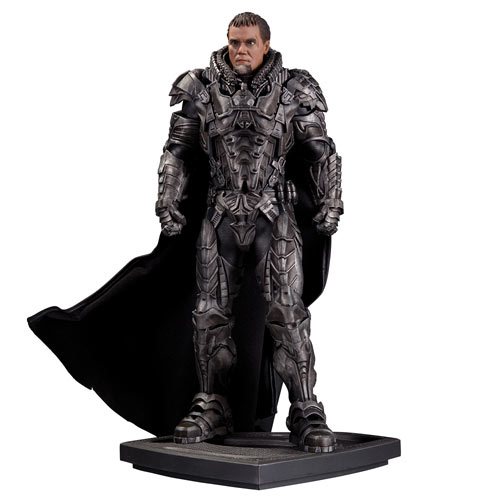 Superman Man of Steel Zod 1:6 Scale Iconic Statue