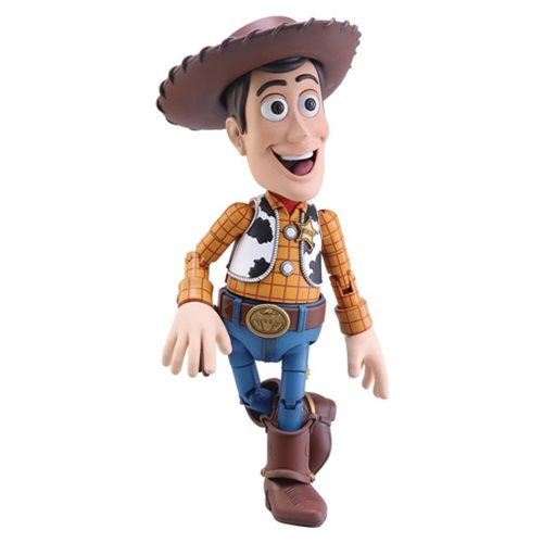 Toy Story Woody Hybrid Metal Figuration-067 Action Figure