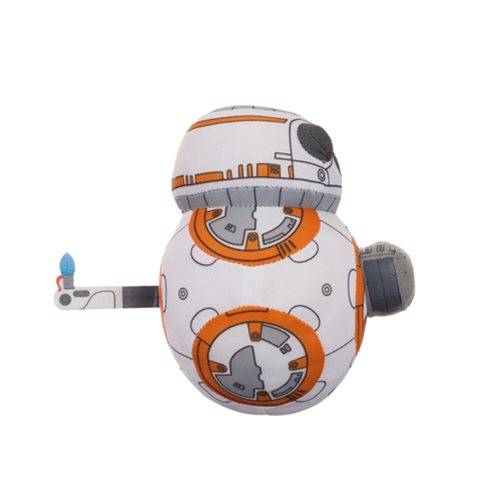 Star Wars: The Last Jedi BB-8 6 1/2-Inch Super Deformed Plush