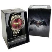 Batman V Superman: Dawn of Justice Wonder Woman Logo Bracelet Watch