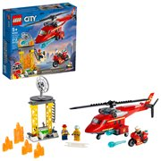 LEGO 60281 City Fire Rescue Helicopter