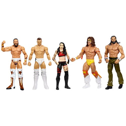 WWE Basic Figure Series 98 Action Figure Case
