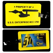 Star Trek Enterprise Q-Tag Luggage Tag