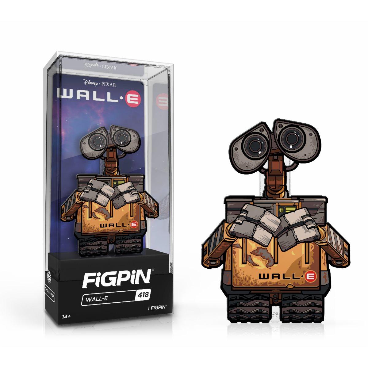 Figpin Disney Wall-E Collectible Pin #418