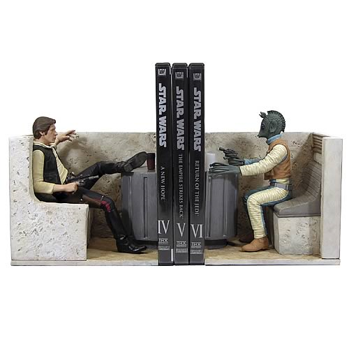 Star Wars Mos Eisley Cantina Bookends