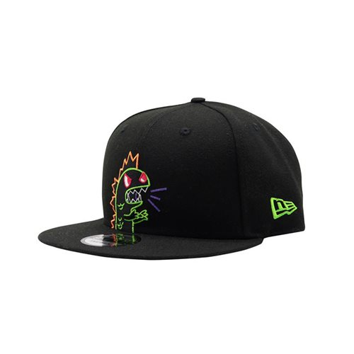 Flashing Kaiju Snapback Hat