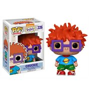 Rugrats Chuckie Finster Pop! Vinyl Figure, Not Mint