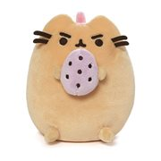Pusheen the Cat Pusheenosaurus with Egg 6-Inch Strawberry Banana Yellow Plush