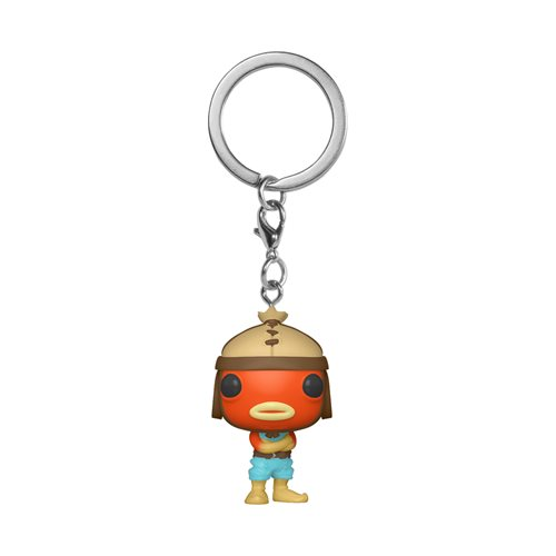 Fortnite Fishstick Pocket Pop! Key Chain