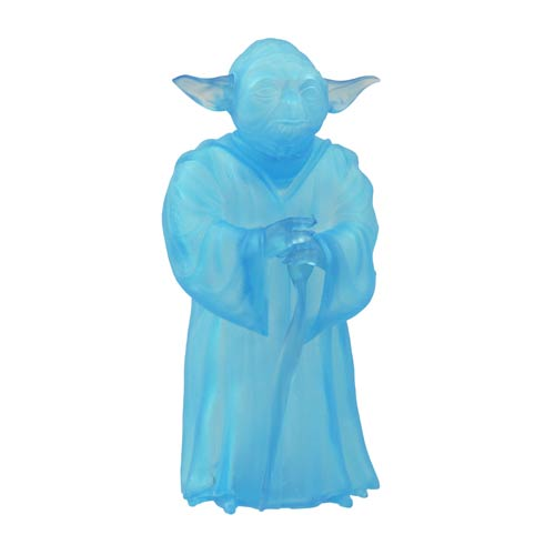 Star Wars Hologram Yoda Vinyl Bank - San Diego Comic-Con 2014 Exclusive