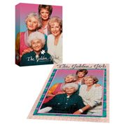 Golden Girls 1000-Piece Puzzle, Not Mint