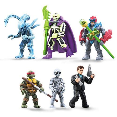 Mega Construx Heroes Mini-Figures Series 5 Case
