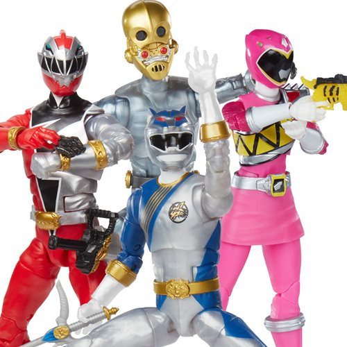 Power Rangers Lightning Collection 6-Inch Figures Wave 13
