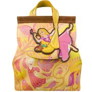 Rapunzel Painting Backpack