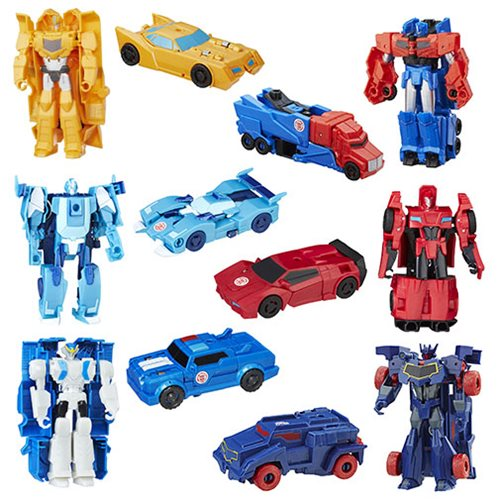 Transformers Robots in Disguise One-Step Changers Wave 16