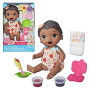 Baby Alive Super Snacks Snackin' Lily African American Doll