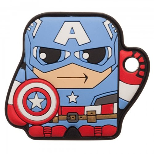 Captain America Foundmi 2.0 Bluetooth Tracker