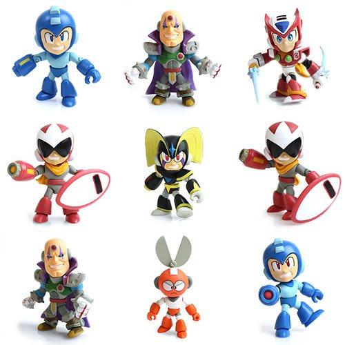 Zero Loyal Subjects Mega Man 3-Inch Capcom Mini-Figure