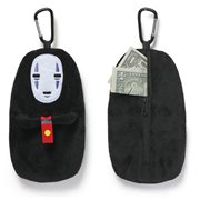 Spirited Away No Face Plush Pencil Bag