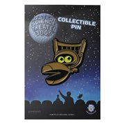 Mystery Science Theater 3000 Crow Lapel Pin
