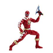 Power Rangers Dino Thunder Legacy Red Ranger Action Figure