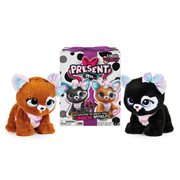 Present Pets Glitter Interactive Pet Plush