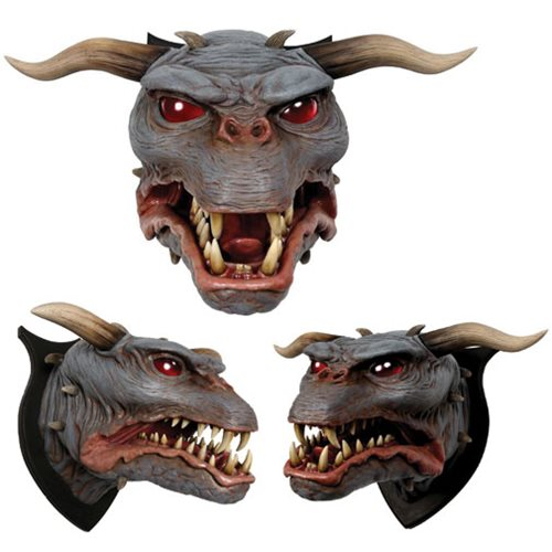 Ghostbusters Terror Dog 11 Scale Wall Mount Bust  sc 1 st  Entertainment Earth & Ghostbusters Terror Dog 1:1 Scale Wall Mount Bust - Entertainment Earth