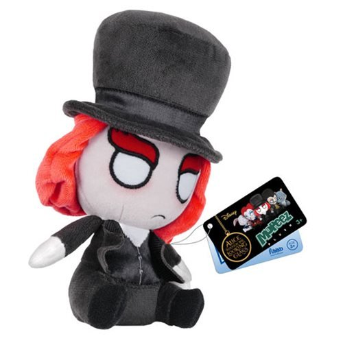 Alice Through the Looking Glass Mad Hatter Mopeez Plush