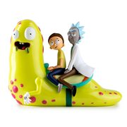 Adult Swim Rick and Morty Slippery Stair 7-Inch Vinyl Figure