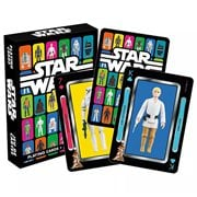 Star Wars Action Figures Playing Cards