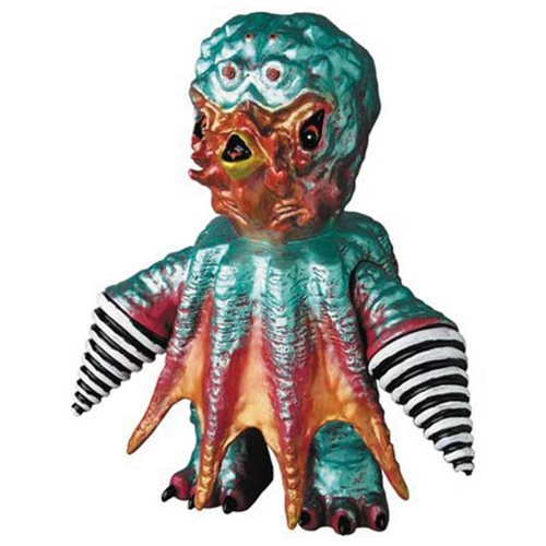 Pollution Kaiju Cobalt Version Sofubi Vinyl Figure