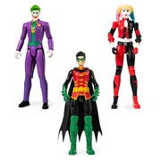 Batman Sidekicks and Villains 12-Inch Action Figure Case