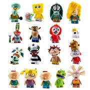 Nickelodean The Splat Series 2 Mini-Figures Random 4-Pack