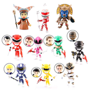 Mighty Morphin Power Rangers 3-Inch Random Figure Series 1 Mini-Figure