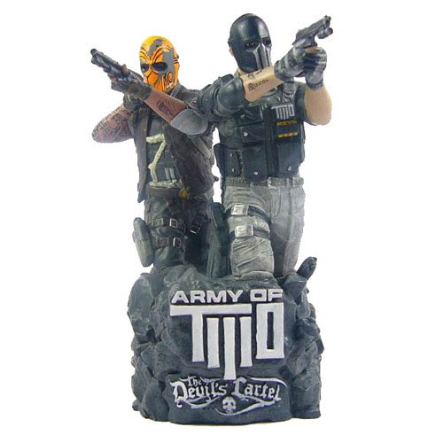 Army of Two The Devil's Cartel Alpha and Bravo Bust