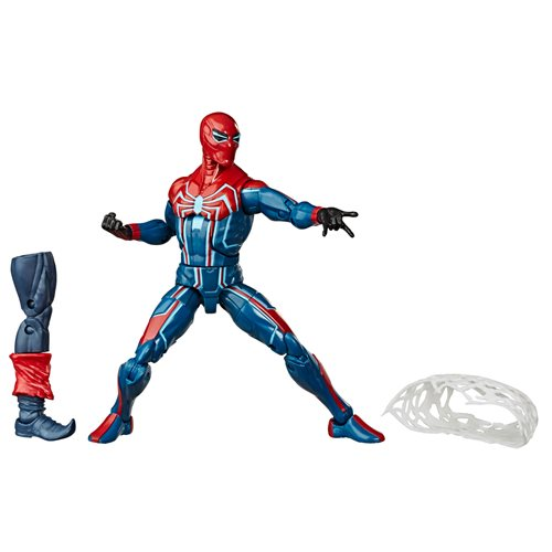 Spider-Man Marvel Legends  6-inch Spider-Man Velocity Action Figure