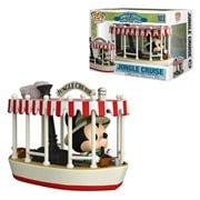 Jungle Cruise Skipper Mickey with Boat Pop! Vinyl Vehicle