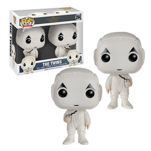 Miss Peregrine's Home for Peculiar Children Snacking Twin Pop! Vinyl Figure 2-Pack