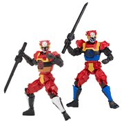 Power Rangers Super Ninja Steel 5-Inch Figure Wave 2 Case