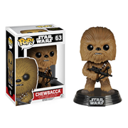 Star Wars: Episode VII - The Force Awakens Chewbacca Pop! Vinyl Bobble Head