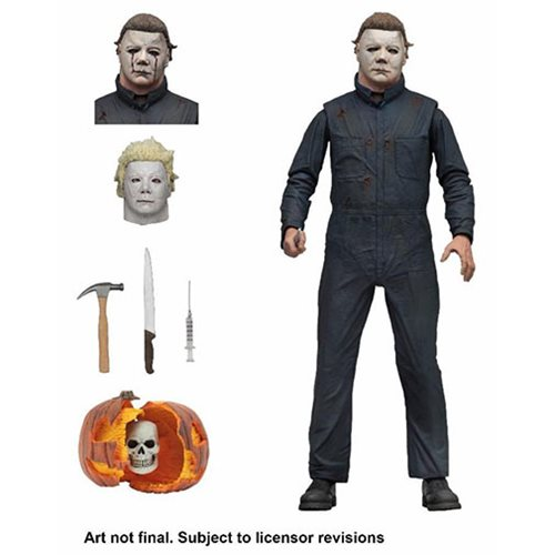 Halloween 2 Ultimate Michael Myers 7-Inch Scale Action Figure