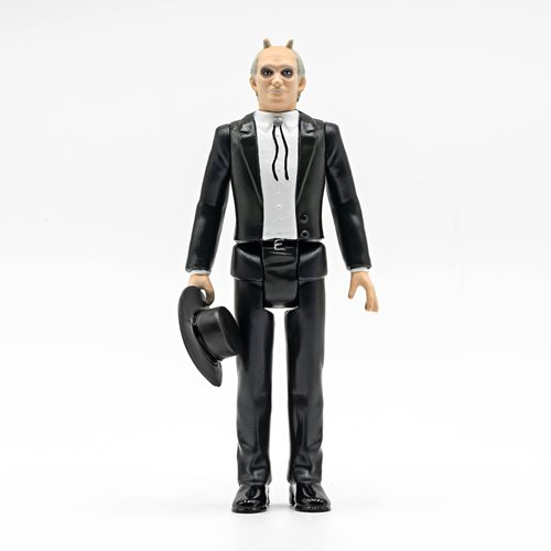 Anthrax Preacher 3 3/4-Inch ReAction Figure