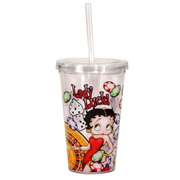 Betty Boop Lady Luck Travel Cup